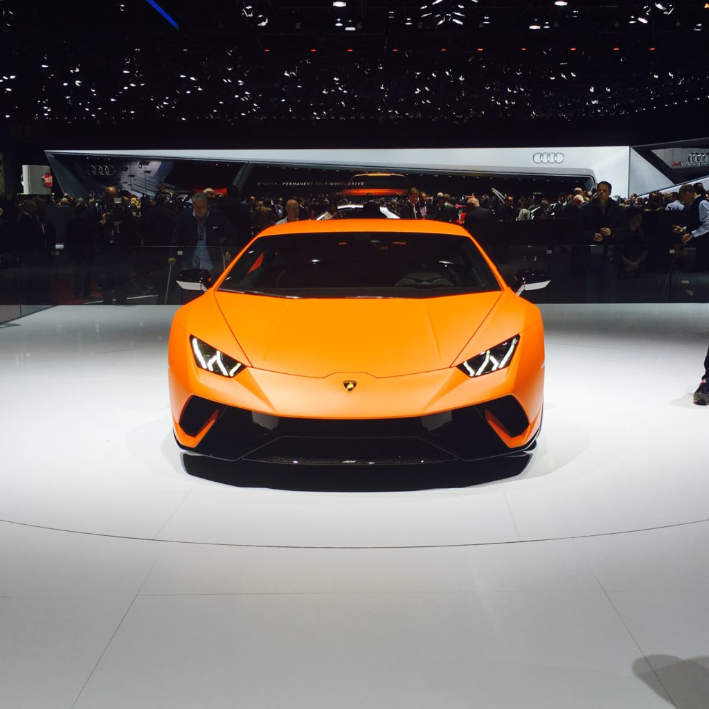 Top 4 Supercars Not To Miss At Geneva International Motor