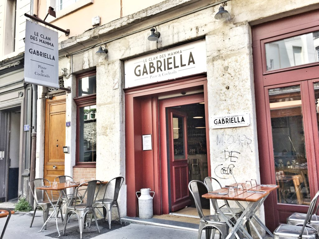Gabriella: pizza & cocktails from a real Italian mamma in ...
